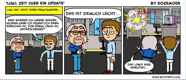 Luki - der Comic - Episode 3