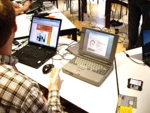 Uns interessiert: Linux auf Notebooks
