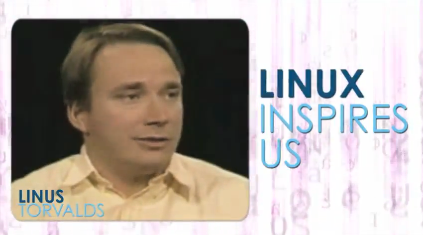 Linux Torvalds im Interview