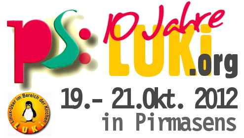 10 Jahre LUKi - Treffen in Pirmasens 2012