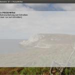 Bildschirmfoto vom FocusWriter