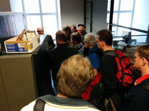 Die LUKis im Rechenzentrum der Diözesen in Eichstätt [Update]