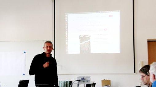 Helmut über das Fairphone