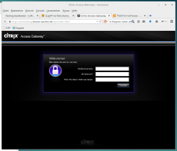 Citrix Login