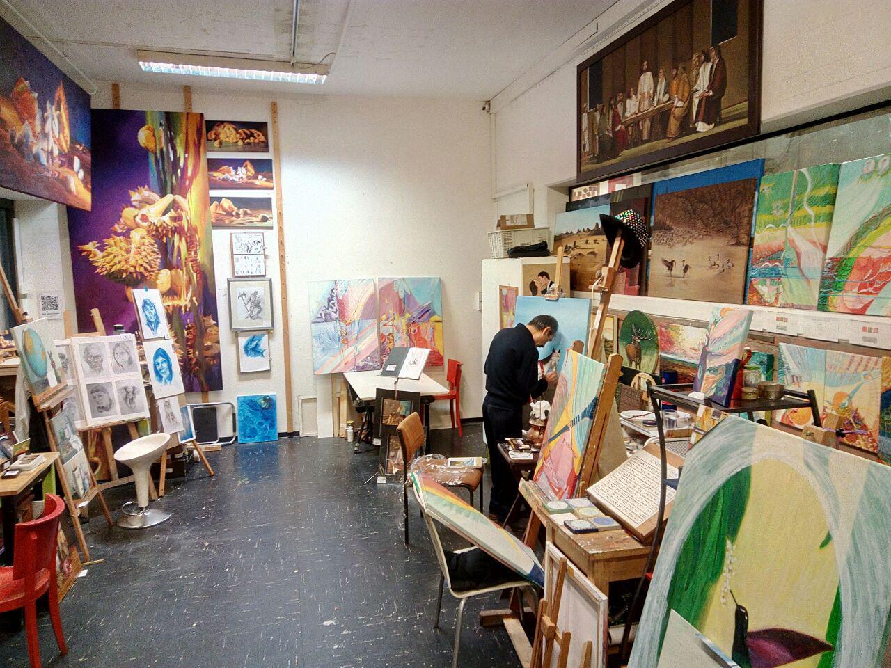 Maler @ work