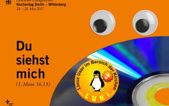 LUKi e.V. auf dem Kirchentag 2017 in Berlin