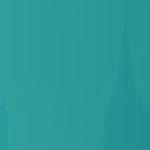 Hintergrund des LibreChurch-Projektes, Kölner Kirchtürme, grün eingefärbt